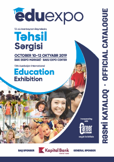 EDUEXPO 2019 Official Catalogue